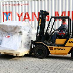 Transport-vor-Container